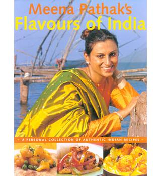 Meena Pathak's flavours of India