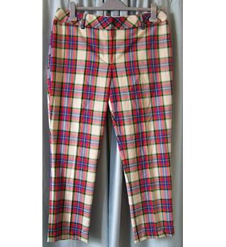"Lands End - Size: 32"" - Multi-coloured - Trousers"
