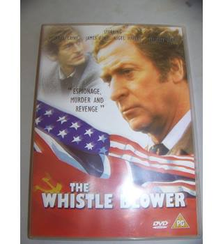 THE WHISTLE BLOWER PG