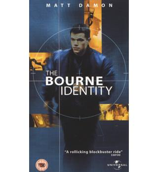 THE BOURNE IDENTITY 12