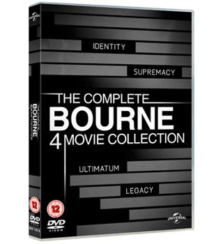 THE BOURNE COLLECTION 12