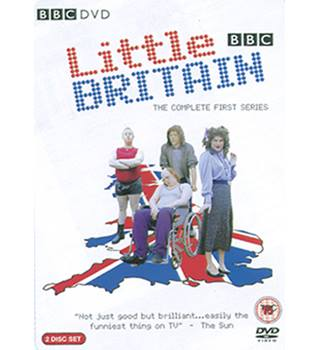 Little Britain - The Complete First Series 15