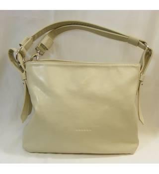 Brezza Cream Shoulder Bag