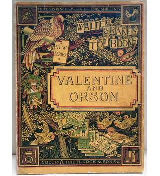 Valentine and Orson    Walter Crane Toy Books