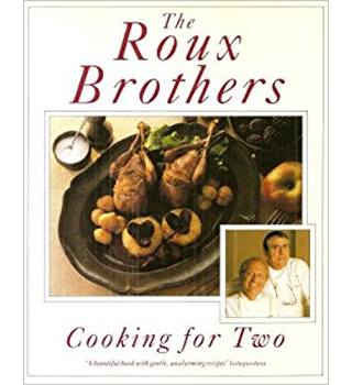 The Roux brothers cooking for two
