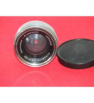 50% OFF SALE Schneider-Kreuznach Componon F5.6 150mm Enlarging Lens