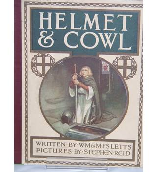 50% OFF SALE Helmet and Cowl : Stories of Monastic and Military Orders First Edition 1913
