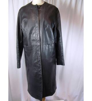 Next size 12 leather jacket