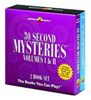 30 Second Mysteries Volumes I & II