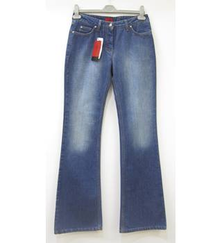 "BNWT Womens Hugo Boss Jeans - Blue - Size: 28"" 34"""
