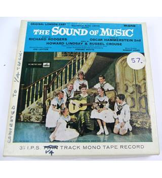 The Sound of Music,  Reel To Reel Tape. TA- CLP 1453