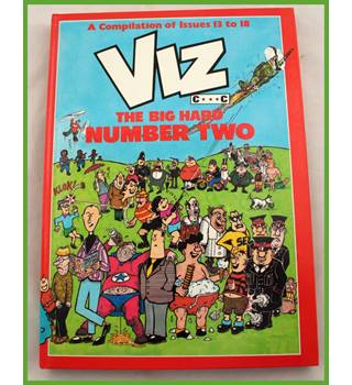 VIZ. Compilation of Issues  13-18.