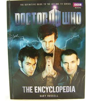 Doctor Who - The Encyclopedia: The Definitive Guide to the BBC Series