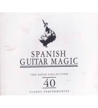 SPANISH GUITAR MAGIC The Gold Collection