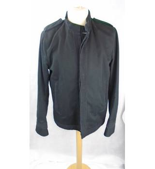 MEN'S STYLISH REISS JACKET, SIZE XL Reiss - Size: XL - Black - Jacket