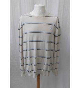 Fred Perry - Size: L - Multi-coloured - Jumper