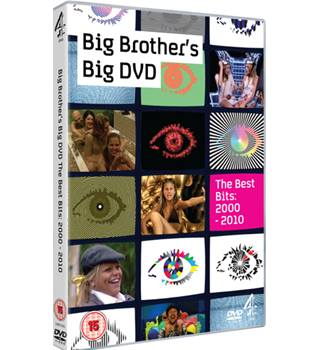 Big Brother's Big DVD- The Best Bits  2000-2010 15