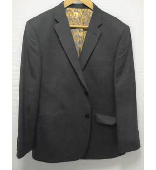Ted Baker Elevated Suit Jacket and Trousers Ted Baker - Size: One size: regular - Grey