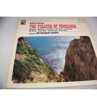 The Pirates of Penzance (complete on 2 LPs) Glyndebourne festival orchestra - sxlp 30131 / 30132