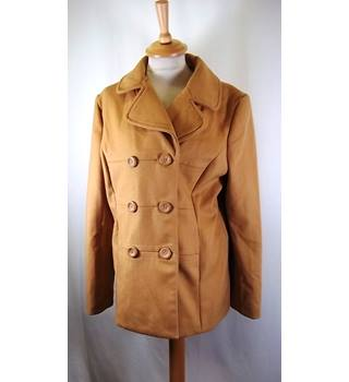 Gap - Size: L - Brown - Smart jacket / coat
