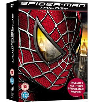 SPIDER-MAN TRILOGY 12