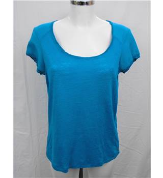 Miss Captain Size 12 jade with sparkly seams top
