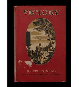 Victory - Joseph Conrad - Special Edition Introduced by V. S. Pritchett - 1952