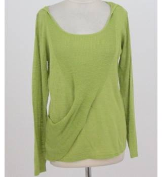 BNWT, Sandwich, size M lime green long sleeved top