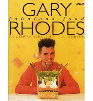 Gary Rhodes: Fabulous Food Signed Copy