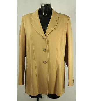 Alexon Coat - Light Brown - Size 18 Alexon - Size: 18 - Brown