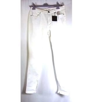 "BNWT Redoute Creation - Size: 14"" - White - Jeans"