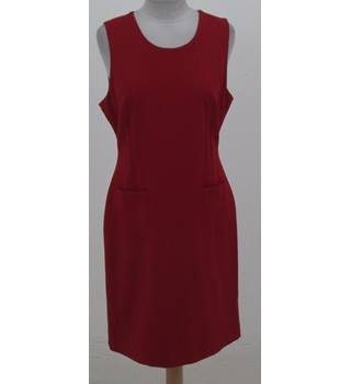 BNWT Caroll Size S Red dress