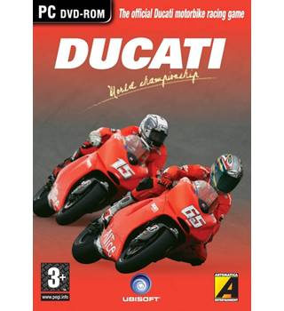 Ducati World Championship (PC DVD)