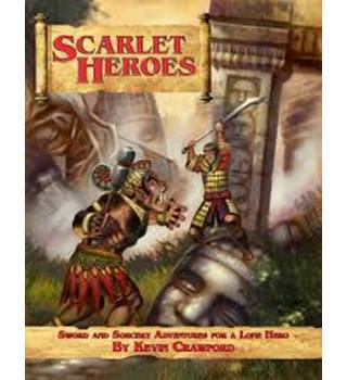 Sword and Sorcery Adventure for a Lone Hero