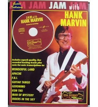 JAM WITH HANK MARVIN JAM WITH