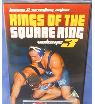 Kings of The Square Ring Volume 3