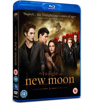 The Twilight Sage: New Moon BLU RAY 12