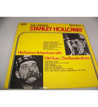 The original Stanley Holloway Stanley Holloway with Tony Osborne and his Orchestra - mrs 5104