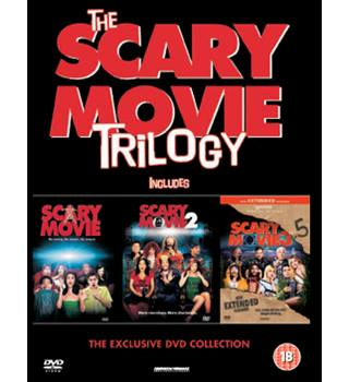 Scary Movie Trilogy