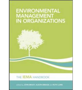 Environmental management in organizations