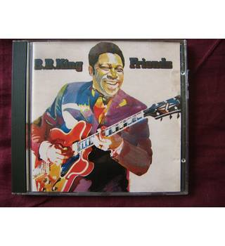 Friends. B.B. King. 5017261201256. BGO records