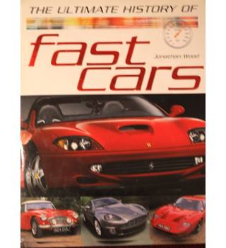 The Ultimate Book of Fast Cars