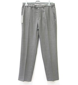 "BNWT M&S Marks & Spencer - Size: 32"" - Grey - Trousers"