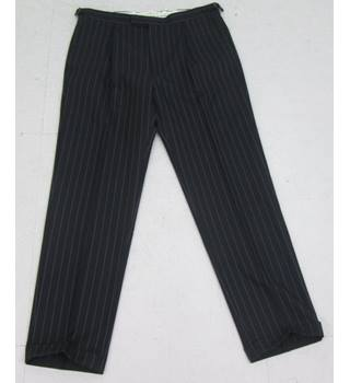 "M&S Sartorial - Size: 38"" - Black party/dress trousers"