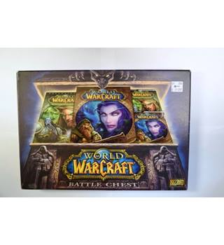 WORLD OF WARCRAFT BATTLE CHEST PACK