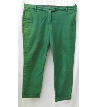 Toast - Size: 14 - Green - Trousers