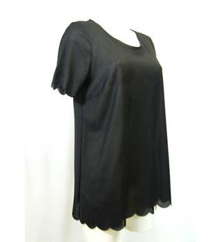 Mama licious - Size: L - Black - Smock top