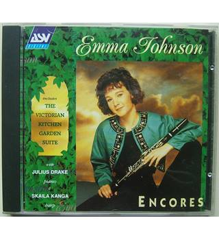 Encores: The Kitchen Garden Suite etc. Emma Johnson.
