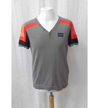 Armani Exchange - Size: S - Multi-coloured - Short sleeved T-shirt