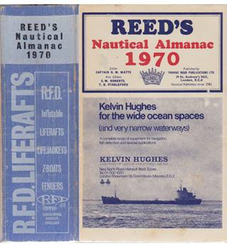 Reed's Nautical Almanac 1970
